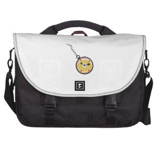 Pocket  Watch  Base Laptop Commuter Bag