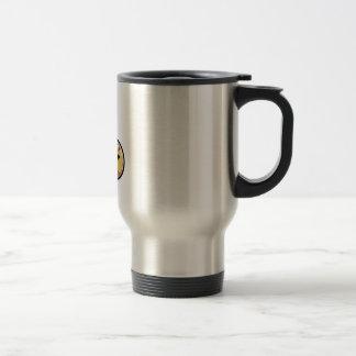 Pocket  Watch  Base Stainless Steel Travel Mug