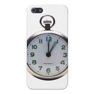 Pocket Watch Case For The iPhone 5