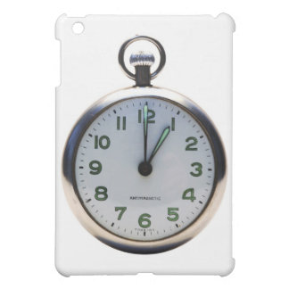Pocket Watch iPad Mini Cover