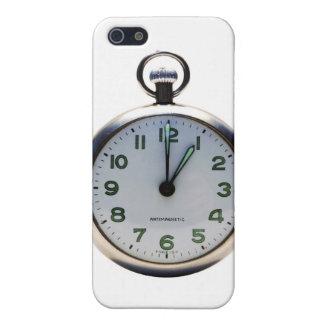 Pocket Watch iPhone 5/5S Case