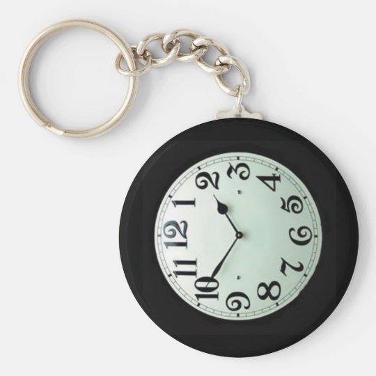 pocket watch key ring