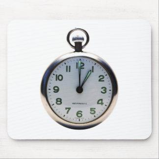 Pocket Watch Mouse Mat