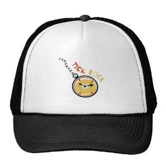 Pocket  Watch  Tick  Tock Trucker Hat