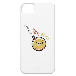 Pocket  Watch  Tick  Tock iPhone 5 Cover