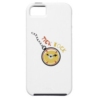 Pocket  Watch  Tick  Tock iPhone 5 Covers