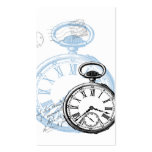 Pocketwatch  Watch Clock Business Cards