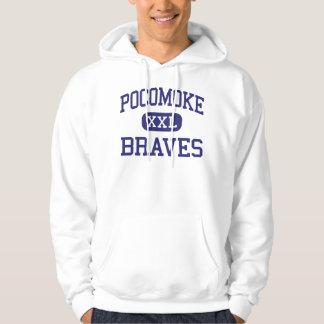 Pocomoke Braves Middle Pocomoke City Sweatshirts