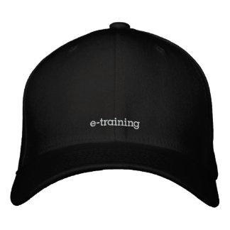 pod-e-training Black Wool Baseball Cap