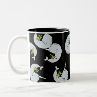 Pod of Narwhals Mug