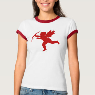PODALMIGHTY.NET CUPIDITY RINGER T-SHIRT