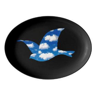 podalmighty.net dreams in metaphors dreamer 3 porcelain serving platter