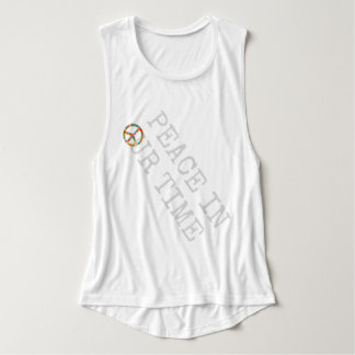PODALMIGHTY.ROCKS PEACE IN OUR TIME BANNER TANK