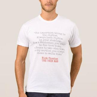 PODPILOTS.COM the thin man  the subject of rhythm T-Shirt