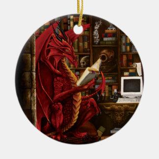 Podthology the Pod Complex Christmas Ornament
