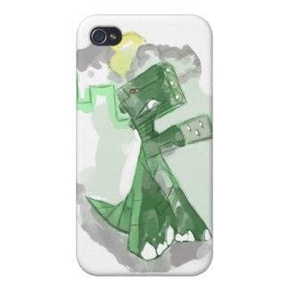 podzilla 3.0, OOHH NOoo its PODZILLA! iPhone 4/4S Cases