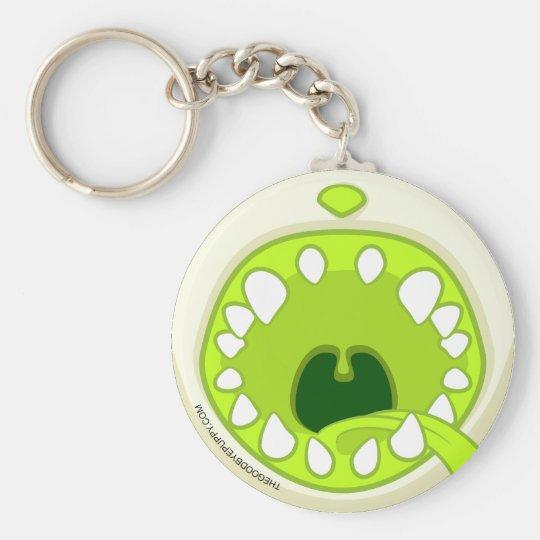 Poe ARF! Face Keychain