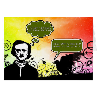 Poe Boy Card