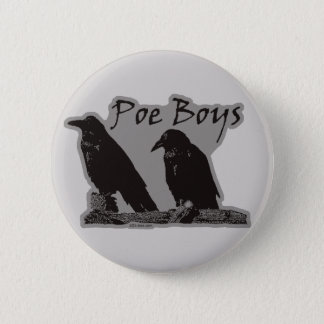 Poe Boys 6 Cm Round Badge