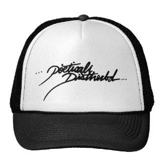 Poe Dis Hand style Hat