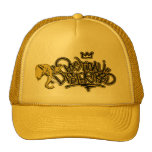 Poe Dis Yellow logo Hat