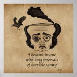 Poe insane