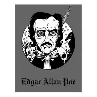 Poe Postcard