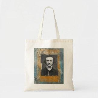 Poe Remixed Budget Tote Bag
