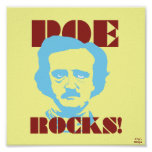 Poe Rocks! Poster