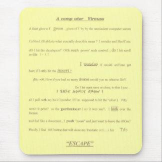 poems 020 mousepad
