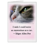 Poe's Cat Cards
