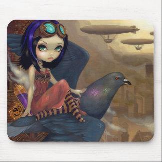 """Poe's Flight"" Mousepad"