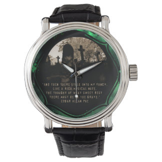 """Poe's """"The Grave"""" Watch"""