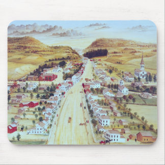 Poestenkill, New York, c.1855 Mouse Pad