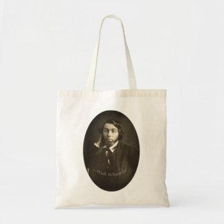 Poet Walt Whitman age 29 Budget Tote Bag