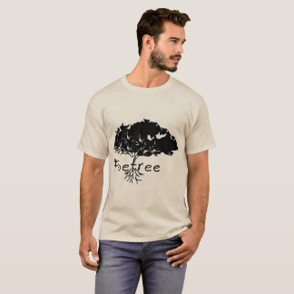 Poetree / Men's Basic T-Shirt