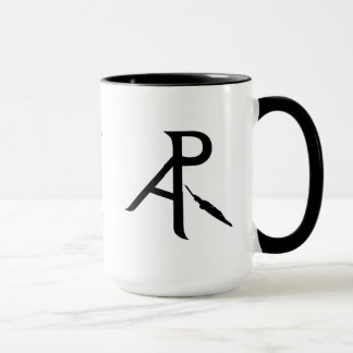 Poetry Askew Ringer Mug