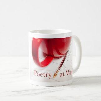 Poetry at Work—Poetry at Work Red Mug