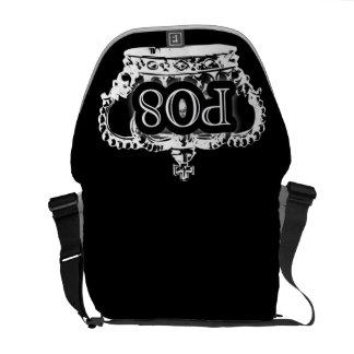 Poetry Crown Messenger Bag
