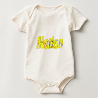 Poetry in Motion Baby Bodysuit