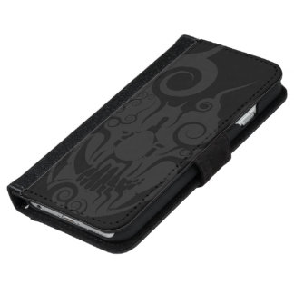 Poetry Of Silence iPhone 6 Wallet Case