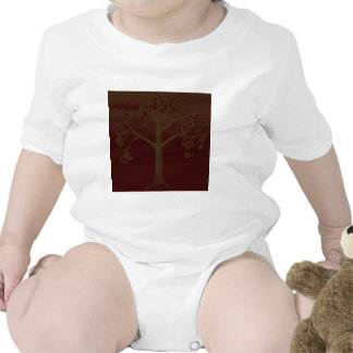 Poetry Tree Art T Shirts