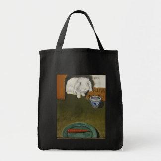 poets house canvas bag