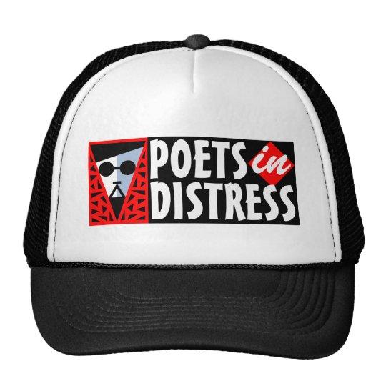 POETS IN DISTRESS DADDY COOL TRUCKER'S HAT