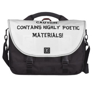 Poet's Laptop Bag