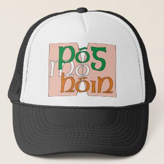 Pog mo hone trucker hat