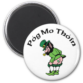 Pog Mo Thoin Gift Magnet