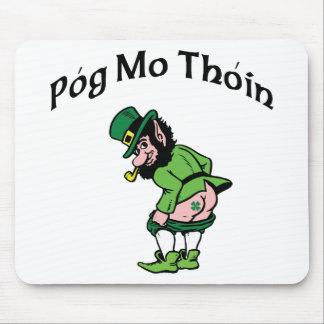 Pog Mo Thoin Gift Mouse Mat
