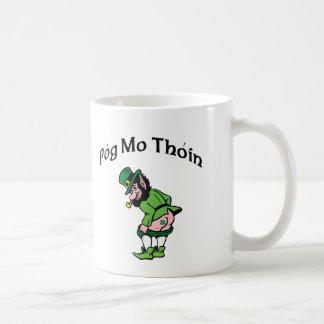 Pog Mo Thoin Gift Coffee Mugs