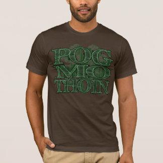 Pog Mo Thoin Kiss My Arse Irish T-Shirt